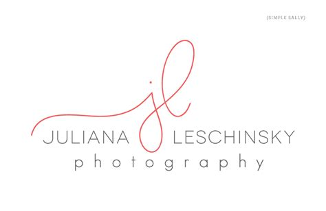 design a logo using initials initials logo extended jl simple sally 187 simple sally