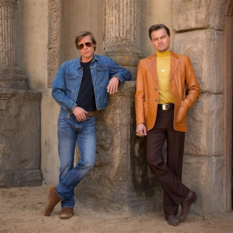 404382 once upon a time in first look at leo and brad in once upon a time in hollywood