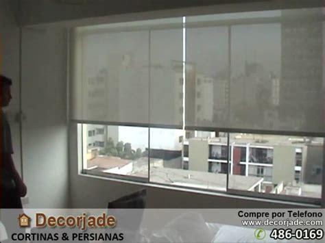 cortinas electricas cortinas roller motorizadas cortinas roller el 233 ctricas