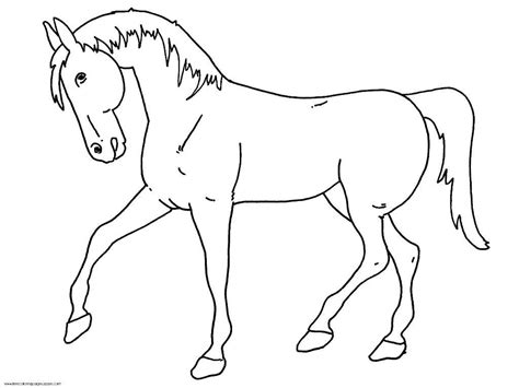 horses to color coloring pages for free printable coloring