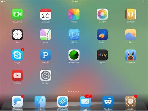 iphone hacks themes iphone hacks top 5 ios 7 ipad themes