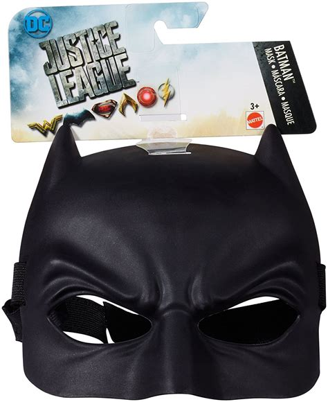 Topeng Batman Justice League Mask justice league batman mask by mattel now available
