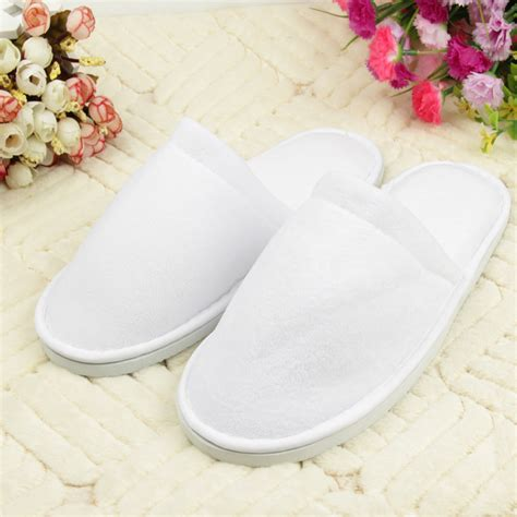white spa slippers white spa slippers 28 images closed toe cotton spa