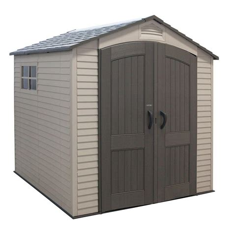 lifetime  ft   ft outdoor storage shed