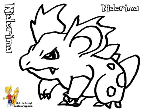yes coloring pokemon coloring pages