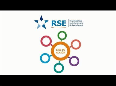 banco general responsabilidad social de banco general