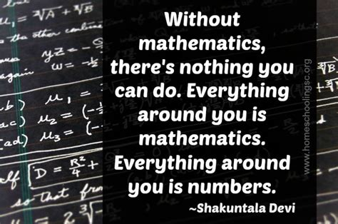 Can I Do Mba Without Maths by 5 Of The Best Math Quotes