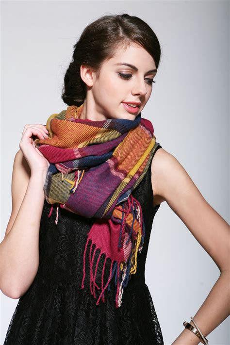 scarves for just fashion