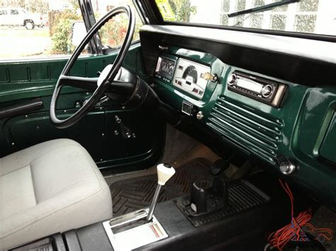 1970 jeep commando interior 1970 jeepster commando