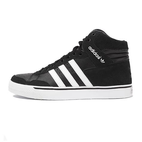 adidas originals high top sneaker hi shoes trainers leather canvas new ebay