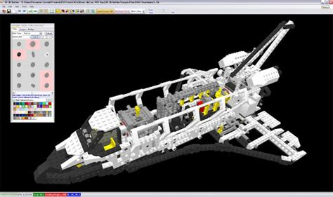 theme detection exles technicbricks sr 3d builder