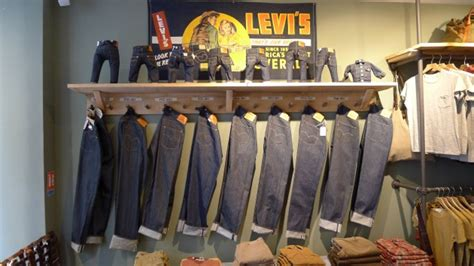 levi s 174 vintage clothing store