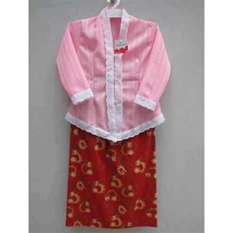 Baju Adat Sunda Untuk Anak Tk pakaian adat kebaya anak elevenia