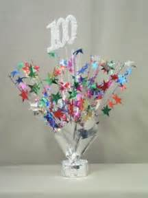 centerpieces for birthday birthday centerpieces favors ideas