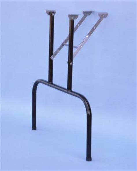 Table Legs Menards by Ebco Black Steel Folding Legs 2 Pack At Menards 174