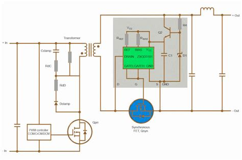 flyback diode in mosfet flyback converter diode selection 28 images what a quasi resonant converter does for you edn