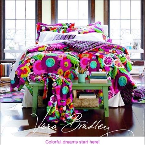 Vera Bradley Bed Set Vera Bradley Bedding Fav Pattern Of All Time Would In My Bedroom