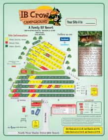 cgrounds in map csites indiana c resorts