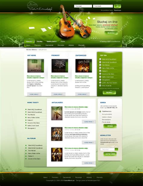 z pattern web design fresh exles of web design and interfaces designzzz