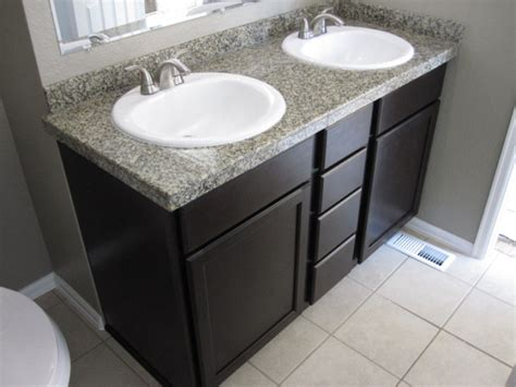top mount sink bathroom american cabinet flooring topshop news journal