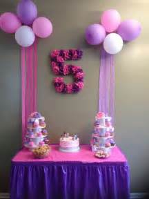 How To Decorate For A Birthday Party At Home by Best 25 Birthday Party Decorations Ideas On Pinterest