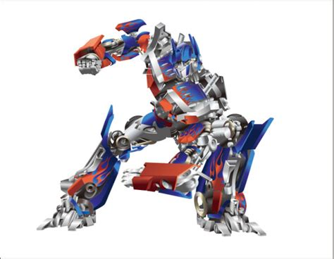 transformers optimus prime vector   vectorpsd
