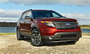 2015 Ford Explorer Sport Specs Car And Driver