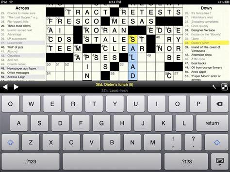 easy crossword puzzles ipad free download crossword puzzles to ipad