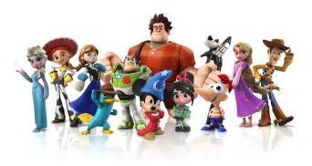 Disniy Infinity Second Wave Of Disney Infinity Figures Announced Wii U