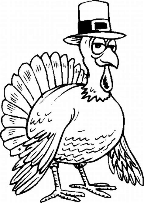 turkey coloring pages thanksgiving turkeys coloring