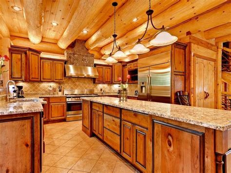 log cabin kitchen cabinets log cabin cabin cabinets cabin and logs