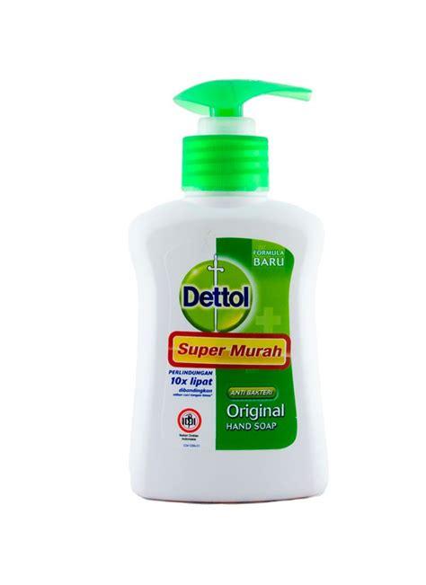 Sabun Cuci Tangan dettol sabun cuci tangan skincare 200 ml cek harga harga