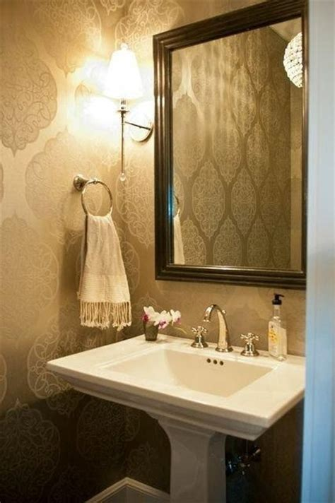 york country home transitional powder room  york  olley court