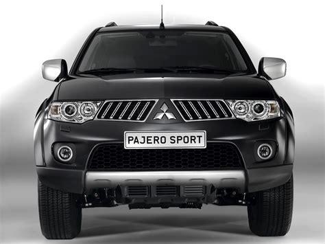 2014 Mitsubishi Pajero Sport Overview & Price