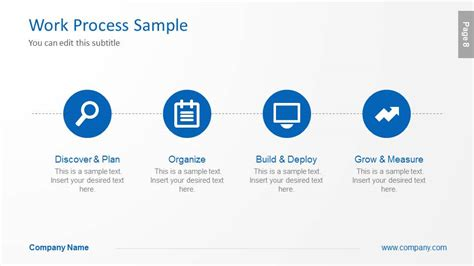 Powerpoint Profile Template company profile powerpoint template