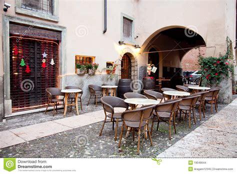 verone cuisine restaurant in verona italy stock photo image