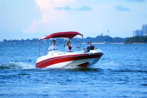boat club north miami beach north bay village boat rental sailo north bay village