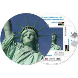 Puzzle 3d Statue Of Liberty Usa Ori 100 statue of liberty with led lighting 3d puzzle