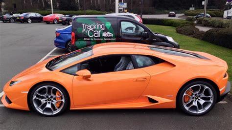 Lamborghini Stolen Lamborghini Huracan Stolen Car Tracker Vehicle Security