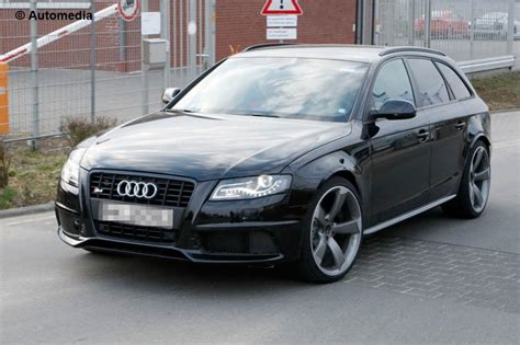 Audi Rs4 Sport by New Audi Rs4 Sports Saloon Evo