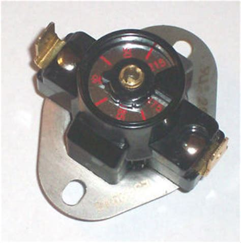 adjustable fan limit switch adjustable high limit temperature switch thermostat