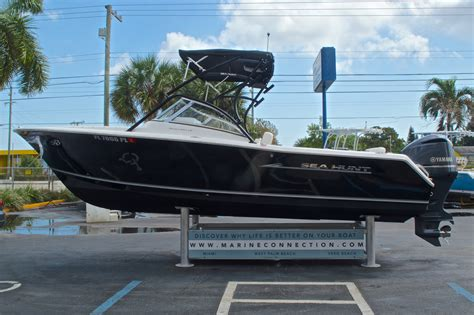 boat upholstery west palm beach used 2013 sea hunt escape 234 dc boat for sale in west
