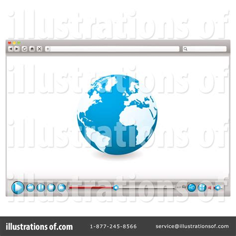 Web Browser Clipart