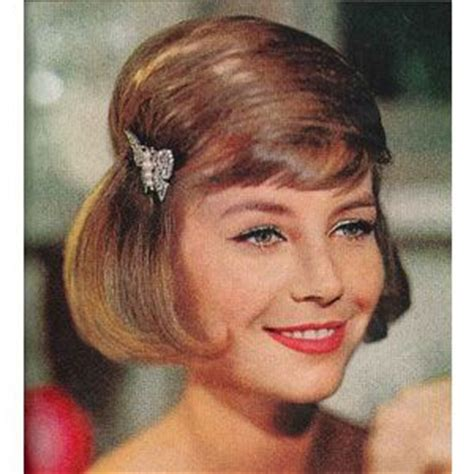 front and pictures of 1960 bob hairstyles 47 curated vintage lhj ideas by lhjmagazine style the
