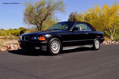 1994 Bmw 325i by 1994 Bmw 325i Convertible Review Rnr Automotive
