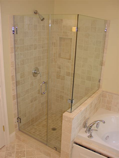 glass doors small bathroom: make your bathroom more appealing by installing glass shower doors