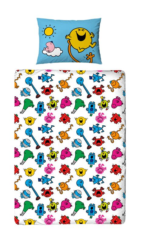 Mr Tumble Quilt Cover by Mr Miss Cotton Single Duvet Quilt Cover