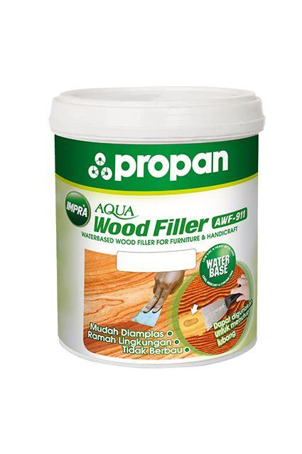 Wood Filler Dempul Kayu Maxi impra aqua wood filler awf 911 pt propan raya icc