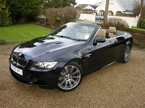 File:2009 BMW M3 Cabriolet   Flickr   The Car Spy (25)