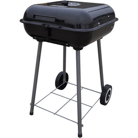 backyard griddle backyard grill 17 5 quot charcoal grill walmart com